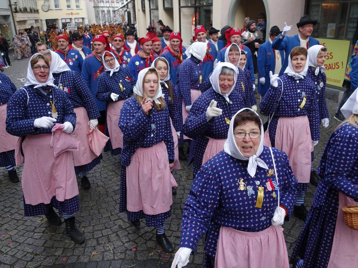Großes Narrentreffen Lindau