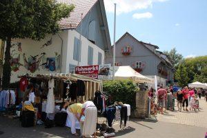 Zunftschüürfest & Flohmarkt