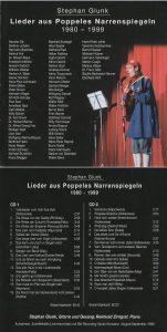 Lieder aus Poppeles Narrenspiegeln