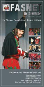 DVD Fasnet in Singen