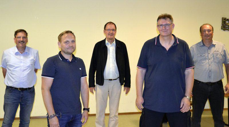 Aki Kania neuer Hansele- und Hoorige Bärenvadder
