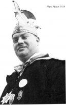 Hans Maier 1938 - Chronist u. Ehrenzunftmeister