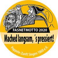 Fasnetmotto 2020