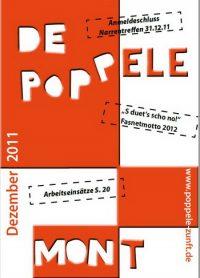 De Poppele mont Fasnet 2012